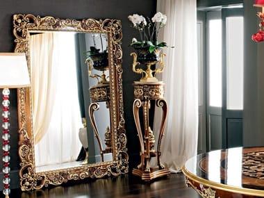 Freestanding wall-mounted framed mirror 12647   Mirror