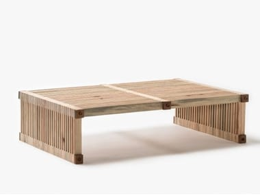 Wooden coffee table #13 | Coffee table