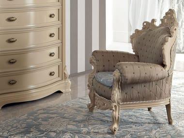 Tufted armchair 13435 | Armchair