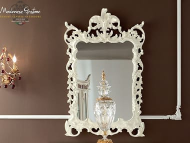 mirrors bathroom framed products by modenese gastone vita collection 13699