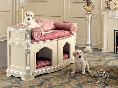Wooden dogbasket 13695 | Dogbasket