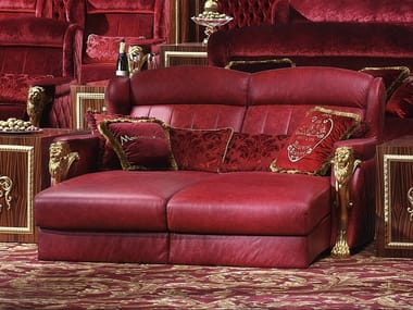 Divani In Pelle Stile Classico.Divani Relax In Pelle Stile Classico Archiproducts