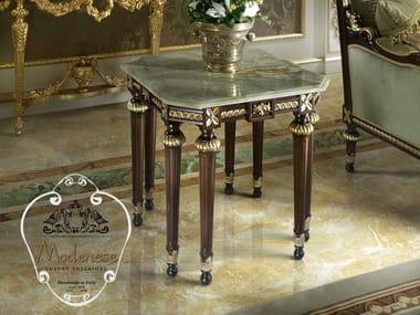 Tavolino quadrato in marmo 14601 | Tavolino quadrato