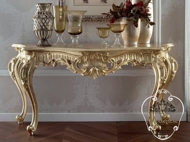 Wooden console table 14666 | Console table