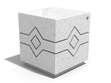 Fixed concrete parking bollard 149 | Bollard