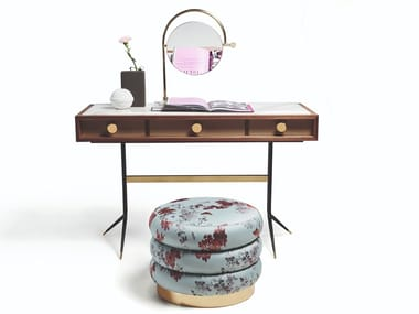 Walnut dressing table 1500 SWING | Dressing table