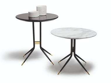 Round high side table 1500 SWING | Round coffee table