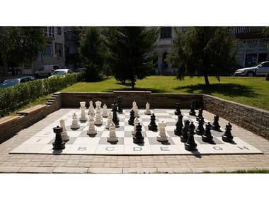 Chess playground 162 | 游乐结构