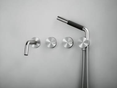 Robinet pour baignoire mural en acier inoxydable Q. 18 69