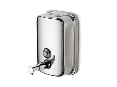 Wall-mounted stainless steel liquid soap dispenser 182237 | Soap dispenser wall-mounting