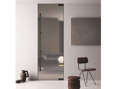 Pivot glass door 1TV | Pivot door