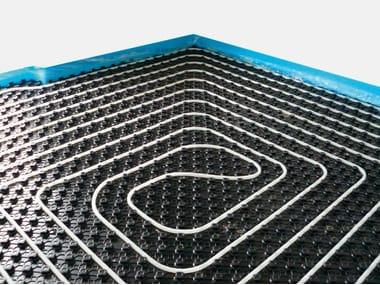 Radiant floor panel TERMOFORMATO