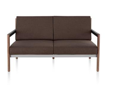 2 seater fabric sofa BRABO | 2 seater sofa