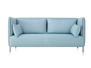 2 seater fabric sofa COLOURFORM | 2 seater sofa