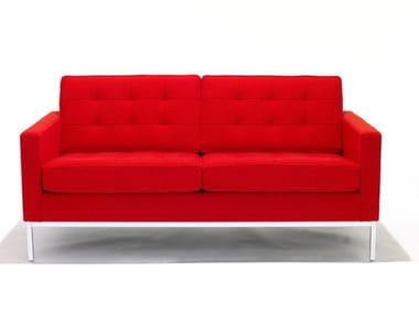 Tufted 2 seater sofa FLORENCE KNOLL LOUNGE   Sofa