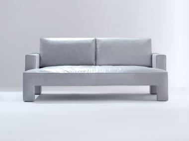 2 seater leather sofa ALTO PIANO | 2 seater sofa
