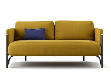 2 seater fabric sofa JANNIS | 2 seater sofa