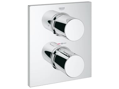 Diverter / remote control tap GROHTHERM F | 2 ways diverter