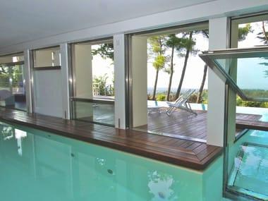 Steel lift and slide window 20/10® | Lift and slide window
