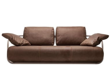 Leather sofa 2002 | Sofa