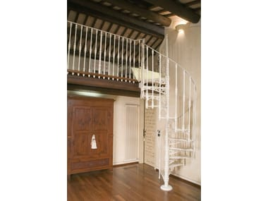 Cast iron Spiral staircase 2010 | Cast iron Spiral staircase