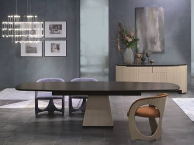 Extending oval table 2019 | Table
