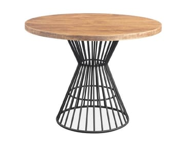 Round MDF table 2019DT043 | Table
