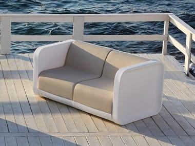 2 seater Poleasy® sofa 2054 | 2 seater sofa