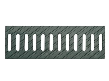 Slotted grating duc.iron 100 L Slotted grating duc.iron 100 L
