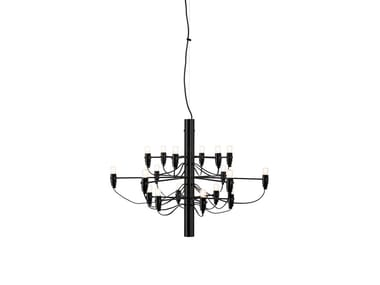 LED chandelier FLOS - 2097 /18 Black Frosted