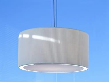 LED handmade fabric pendant lamp 2098 S   Pendant lamp