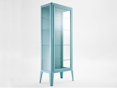 Metal display cabinet 211 | Display cabinet