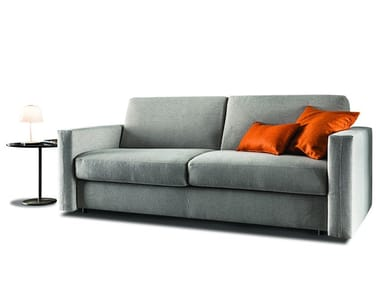 Leather or fabric sofa bed 2200 SQUADROLETTO