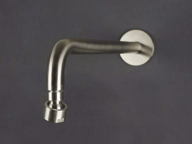 Wall-mounted stainless steel shower arm 2200141/2   Shower arm