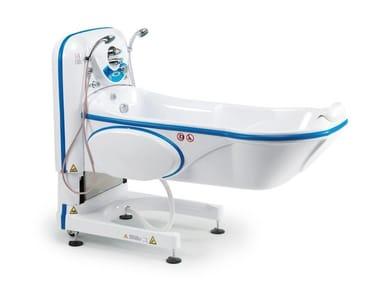Vasca da bagno sollevabile in vetroresina 2400 | Vasca da bagno