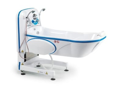 Height-adjustable fiberglass bathtub 2400 | Height-adjustable bathtub