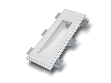 LED recessed Cristaly® wall lamp 2414B | Recessed wall lamp