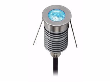 Segnapasso a LED in alluminio 250
