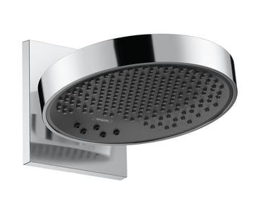 Wall-mounted 3-spray chromed brass overhead shower RAINFINITY | 3-spray overhead shower