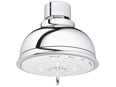 Soffione doccia con 4 getti orientabile NEW TEMPESTA RUSTIC 27610001 | Soffione doccia
