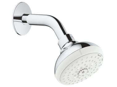 Soffione doccia a muro con 4 getti orientabile NEW TEMPESTA CLASSIC 27870001 | Soffione doccia