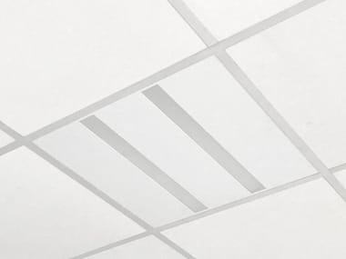 LED direct light recessed Lamp for false ceiling 295-595 2090 WO