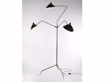 Adjustable metal floor lamp L3B | Floor lamp