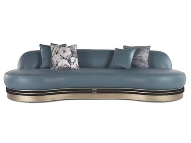 3 seater leather sofa ALEXANDER | 3 seater sofa