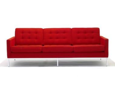 Tufted 3 seater sofa FLORENCE KNOLL LOUNGE   Sofa