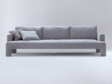3 seater leather sofa ALTO PIANO | 3 seater sofa