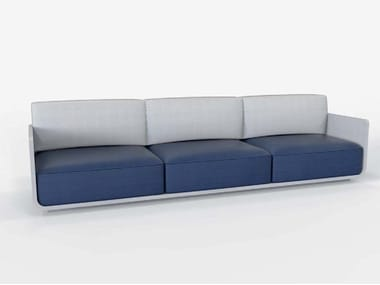 3 seater sofa with fire retardant padding AIR | 3 seater sofa