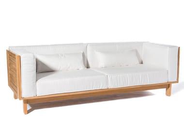 Canapé 3 places en Sunbrella® SKANÖR | Canapé 3 places