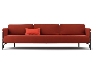 3 seater fabric sofa JANNIS | 3 seater sofa