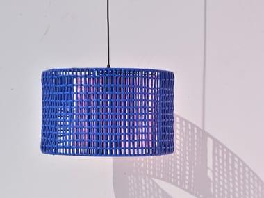 Lampada a sospensione fatta a mano in PVC 30 - 70 LAMP